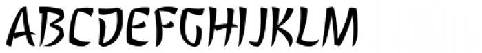 Nagomi Font UPPERCASE