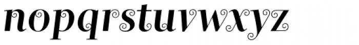 Naiad Font LOWERCASE