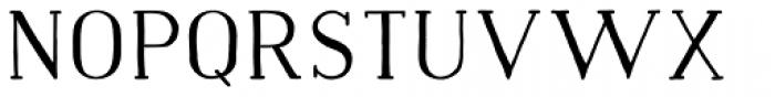 Naive Bold Font UPPERCASE