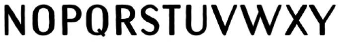 Naive Sans Extrablack Font UPPERCASE
