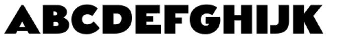 Naked Power Black Font UPPERCASE