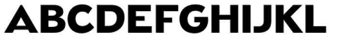 Naked Power Bold Font UPPERCASE