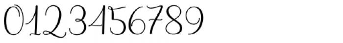 Namaste Script Pro Regular Font OTHER CHARS