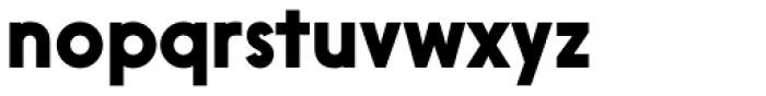 Nanami Pro Bold Font LOWERCASE