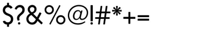 Nanami Rounded Pro Light Font OTHER CHARS