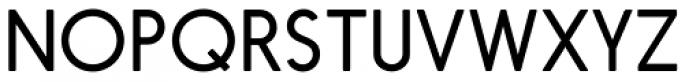 Nanami Rounded Pro Light Font UPPERCASE