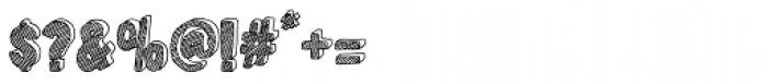 Nanquim Font OTHER CHARS
