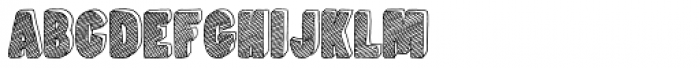 Nanquim Font UPPERCASE