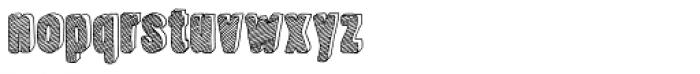 Nanquim Font LOWERCASE