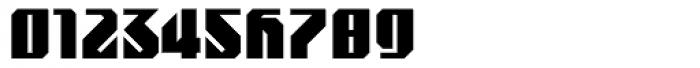 Nantua Roman Font OTHER CHARS