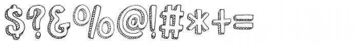 Nanuk Font OTHER CHARS