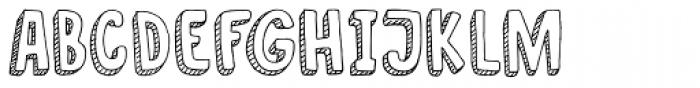 Nanuk Font UPPERCASE