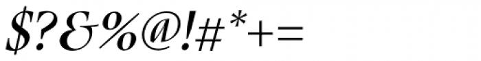 Nara Std Italic Font OTHER CHARS