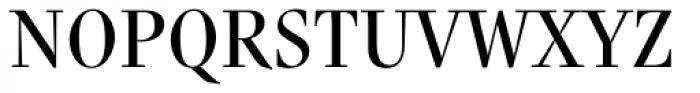 Nara Std Regular Font UPPERCASE