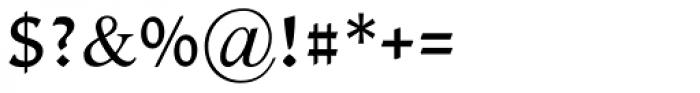 Narkiss Textina MF Font OTHER CHARS