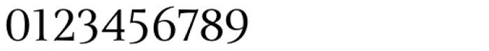 Narration Regular Font OTHER CHARS