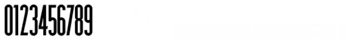 Narrow Deco JNL Regular Font OTHER CHARS