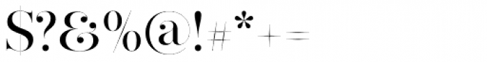 Narziss Pro Cy Medium Swirls Font OTHER CHARS