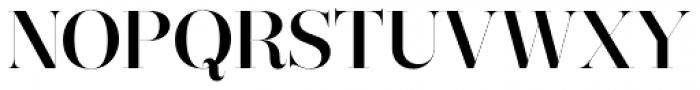 Narziss Pro Cy SemiBold Drops Font UPPERCASE