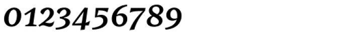 Nassim Latin SemiBold Italic Font OTHER CHARS