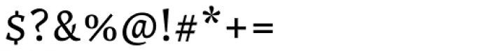 Nassim Latin Font OTHER CHARS