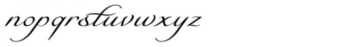 Natalya Alternate Two Font LOWERCASE