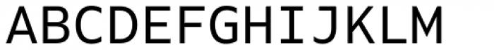 Native Font UPPERCASE