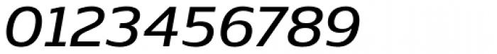 Nauman DemiBold Italic Font OTHER CHARS