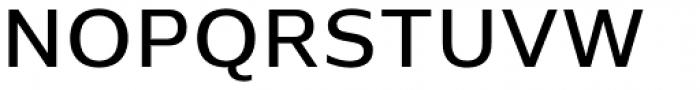 Nauman DemiBold Font UPPERCASE