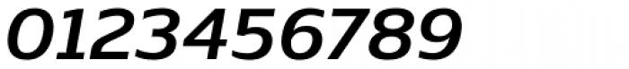 Nauman SemiBold Italic Font OTHER CHARS