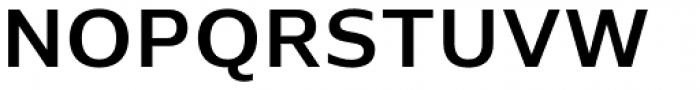 Nauman SemiBold Font UPPERCASE
