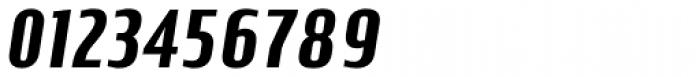 Nautikka Bold Italic Font OTHER CHARS