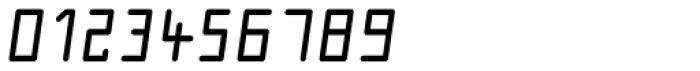 Nautilo Oblique Font OTHER CHARS