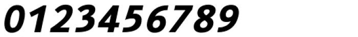 Nautilus Monoline Pro Black Italic Font OTHER CHARS
