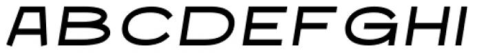 Nautis Italic Font UPPERCASE