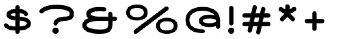 Nautis Round Font OTHER CHARS