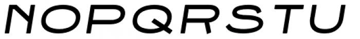 Nautis Rounded Italic Font UPPERCASE