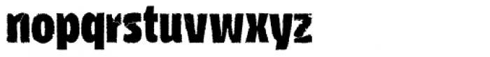 Navaja Bold Font LOWERCASE