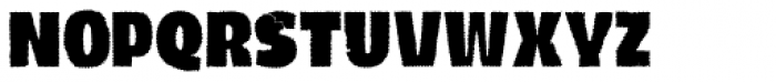 Navaja ExtraBold Font UPPERCASE