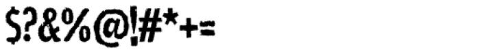 Navaja Font OTHER CHARS