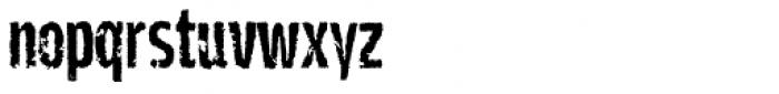 Navaja Font LOWERCASE