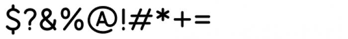 Navigator Hand Font OTHER CHARS