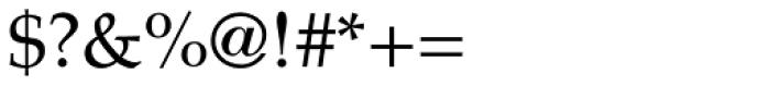 Nazanin Light Font OTHER CHARS