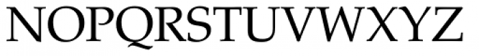 Nazanin Light Font UPPERCASE