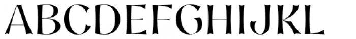 Nazare Exuberant Regular Font UPPERCASE