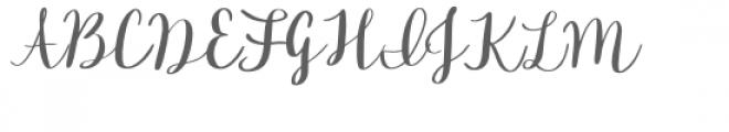 natalie font Font UPPERCASE