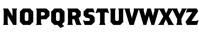 NCAA Marquette Bold Bold Font UPPERCASE