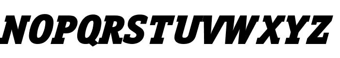 NCAA North Dakota St Bison Font LOWERCASE