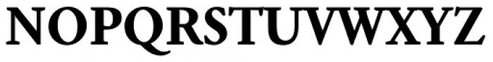 NCT Granite DEMO Bold Font UPPERCASE