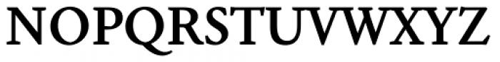 NCT Granite SC Semi Bold Font UPPERCASE